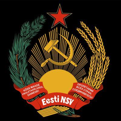 Sovjetestlands emblem