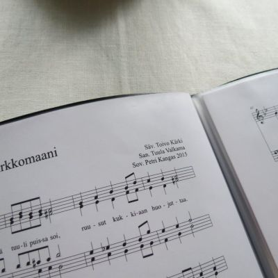 Toivo Kärjen ennen esittämätöntä hengellistä musiikkia kuullaan marraskuussa Laihian kirkossa.