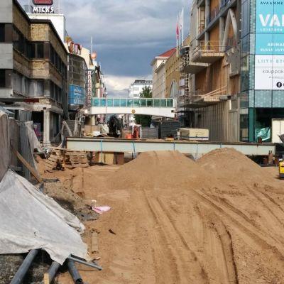 Cityconin kanssa tehdyn kaupan myötä Arinan uusi kauppakeskus laajenee noin kolmanneksella.