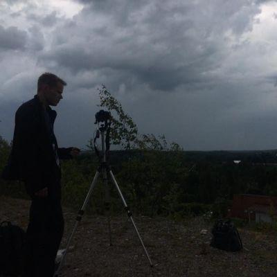 Myrskybongari Marko Kämäräinen