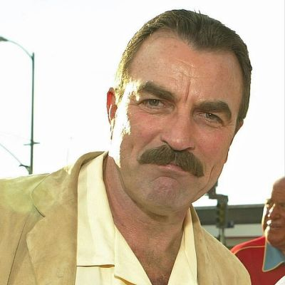 Tom Selleck.