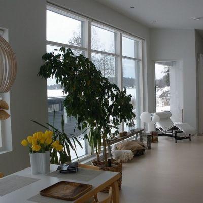 Villa Pihla sijoittui kolmanneksi viime syksynä lähetetyssä Suomen kaunein koti -televisio-ohjelmassa.