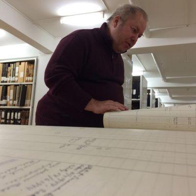 Maahanmuuttoviraston tutkija Antero Leitzinger vieraili tiistaina Mikkelissä.