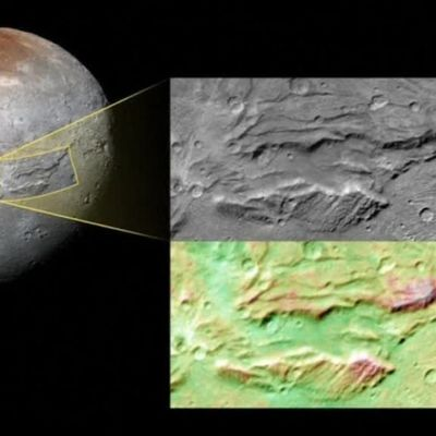 Uutisvideot: Nasa: Pluton Kharon-kuussa ollut ehkä meri