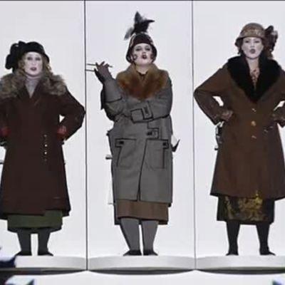 Uutisvideot: Uudenlainen Taikahuilu on hurjaa animaatiotykitystä – laulajat esiintyvät piirroshahmojen rinnalla