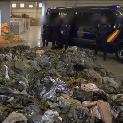 Uutisvideot: Espanja takavarikoi 20000 jihadistiunivormua