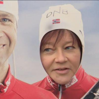 Urheilujuttuja: Pummit penkalla norjalaisten salaisuuden perässä
