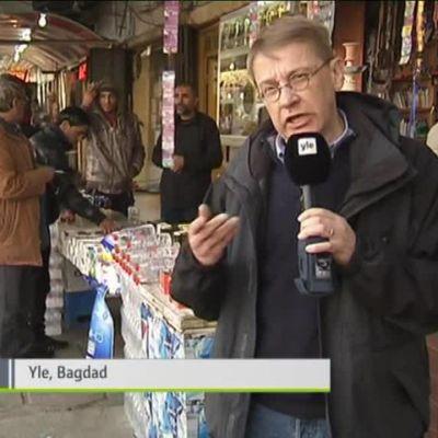 Uutisvideot: Tom Kankkonen maailmalla