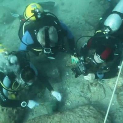 Uutisvideot: Vasco da Gaman laivaston alus löytyi Omanin edustalta 500 vuotta haaksirikon jälkeen