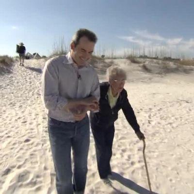 Uutisvideot: 90-vuotias torjui syöpäleikkauksen ja lähti matkailuautolla tien päälle