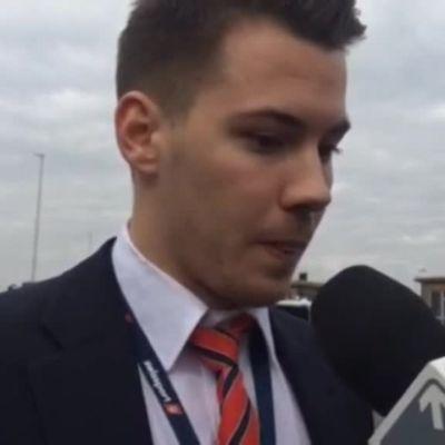 Uutisvideot: Ylen toimittaja haastatteli räjähdysten silminnäkijöitä