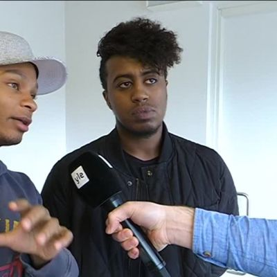 Yle Lahti: Videot: Rap-tähdet: Ollaan kaikki hyviä tyyppejä