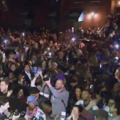 Uutisvideot: Princen kunniaksi järjestettiin katujuhlat Brooklynissa
