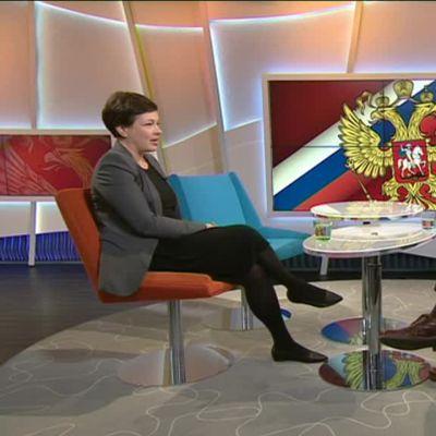 Ylen aamu-tv: Venäjän sisäinen turvallisuus