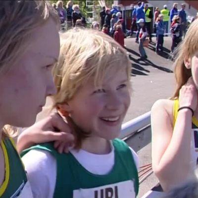 Rion olympialaiset: Arkistoista: Sandra Erikssonin juoksu-uran merkkipaalut vuodesta 2005