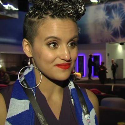 Uutisvideot: Euroviisuista tippunut Sandhja: En ole pettynyt – tämän piti mennä näin
