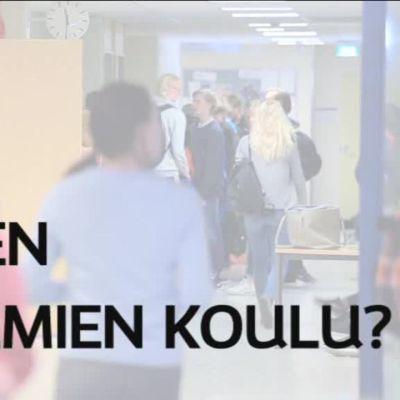 Yle Uutiset Kaakkois-Suomi: Millainen on unelmien koulu?