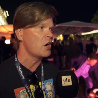 Uutisvideot: Yle Cannesissa: Iron Sky 2, Bodom ja muut pohjoismaiset genre-elokuvat esittäytyivät Cannesissa