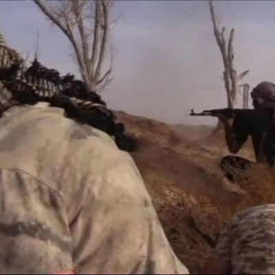 Uutisvideot: Rajuja taisteluja Isisiä vastaan Libyassa – video