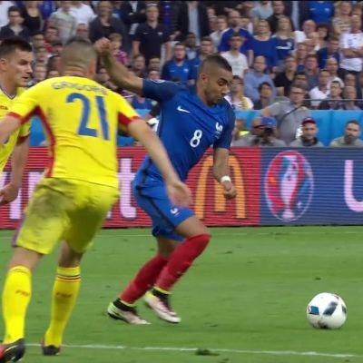 EM-jalkapallo 2016 Ranskan Payet