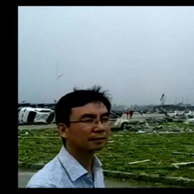 Uutisvideot: Yli 50 ihmistä on kuollut voimakkaassa tornadossa Kiinassa