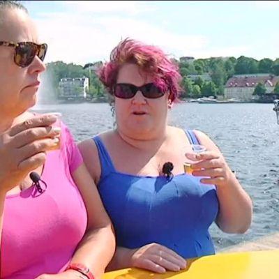 Yle Uutiset Kaakkois-Suomi: Maistatimme pienpanimoiden oluita ummikoilla