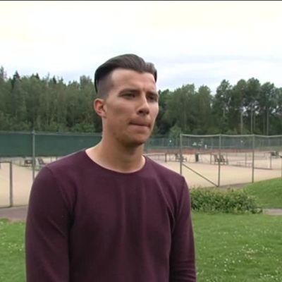Urheilujuttuja: Missä olet, Patrik Niklas-Salminen?