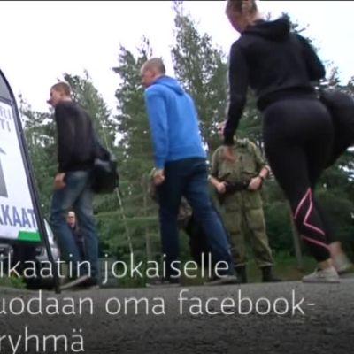 Yle Uutiset Häme: Someagentti lievittää inttijännitystä