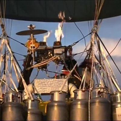 Uutisvideot: Kuumailmapallolla yritetään uutta maailmanennätystä