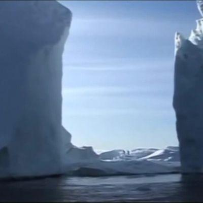 Uutisvideot: Grönlannin jäätiköt sulavat ennätysvauhtia – video