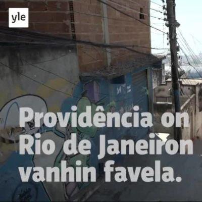Uutisvideot: Vastarintaa valokuvilla Riossa