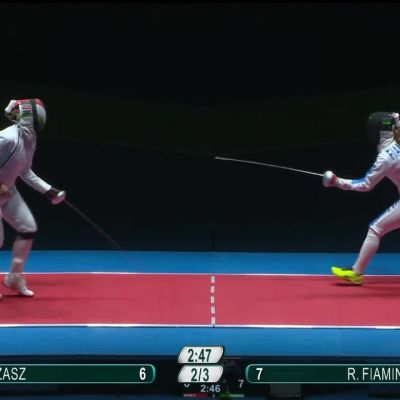 Rion olympialaiset: Unkarin Szasz kyykytti vastustajansa naisten Kalvan finaalissa