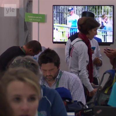 Rion olympialaiset: Ratsastuskeskukseen päätynyt luoti saattoi olla armeijan harhaluoti