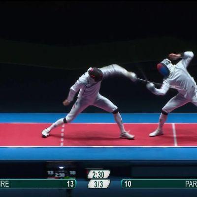 Rion olympialaiset: Miesten kalpa-miekkailun finaalista todellinen trilleri!