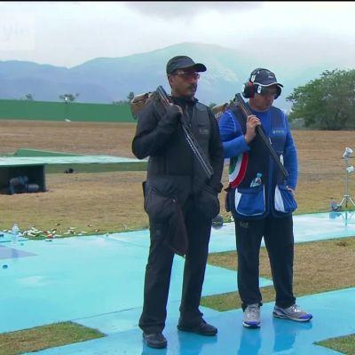 Rion olympialaiset: Olympialipun alle ensimmäinen mitali!