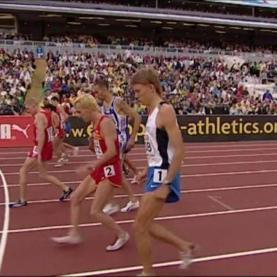Rion olympialaiset: Keskisalon Euroopan mestaruudesta tänään 10 vuotta – palaa jättimäiseen suomalaisyllätykseen