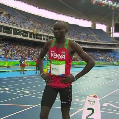 Rion olympialaiset: Kenian dopingkohujuoksija sai osallistua 800 metrille – eteni helposti välieriin
