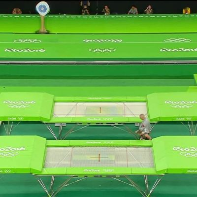 Rion olympialaiset: Naisten trampoliinin kulta Kanadaan