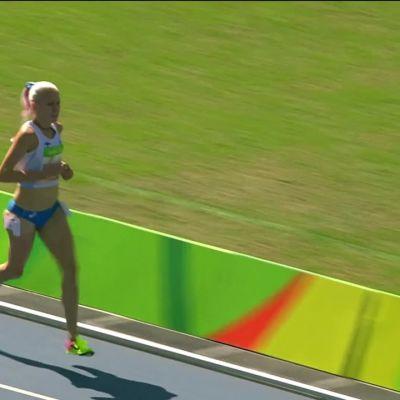 Rion olympialaiset: Erikssonin estekarsinnasta pannukakku