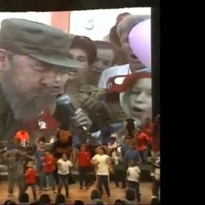 Uutisvideot: Kuubalaiset juhlistivat Castroa