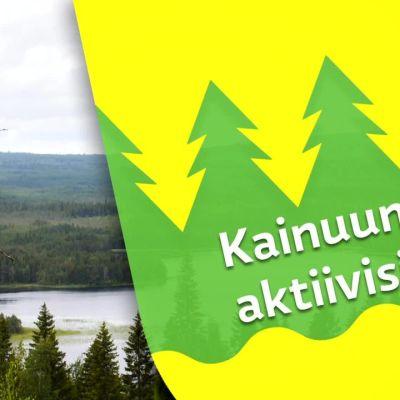 Kainuun 50 aktiivisinta: Antti Kelaa haastatellaan aiheena Pekka Turpeinen