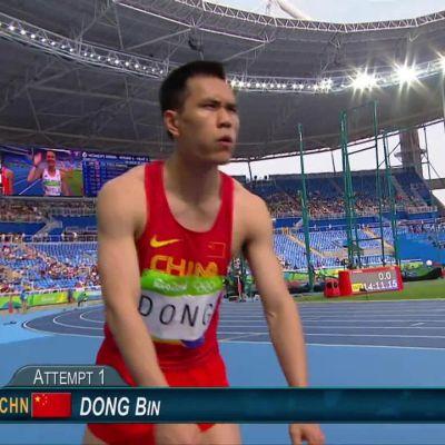 Rion olympialaiset: Kolmiloikan ME-jahti jäi torsoksi