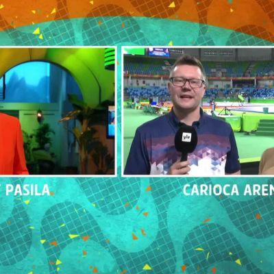 Rion olympialaiset: Petra Ollin ensimmäinen vastus selvillä – miltä tie olympiamitaliin näyttää?