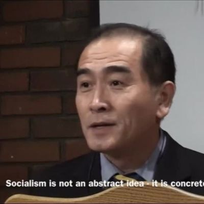 Uutisvideot: Thae Yong Ho vuonna 2015
