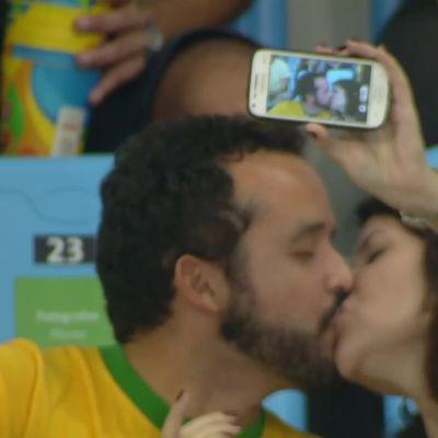 Rion olympialaiset: Herkkiä hetkiä Rion olympialaisissa