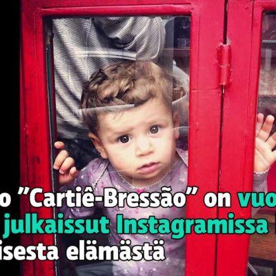 Uutisvideot: Cartiê-Bressão etsii tyypillisiä riolaisia hetkiä
