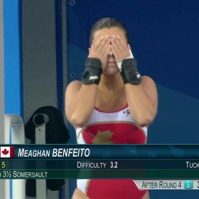 Rion olympialaiset: 15-vuotias Ren Qian naisten 10m uihyppyjen olympiavoittaja!