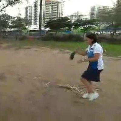 Rion olympialaiset: Nyrkkeily sujuu Potkoselta paremmin, kuin shampanjan suihkuttaminen.