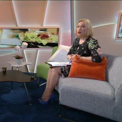 Ylen aamu-tv: Syökö ihmiskunta kestävästi