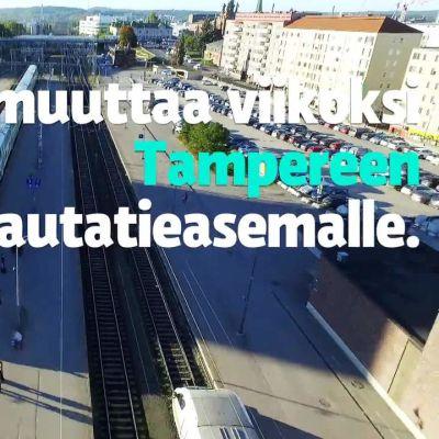 Yle Uutiset Pirkanmaa: #yleasemalla